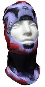 Dragon Balaclava for skiing and snowboarding by Sage